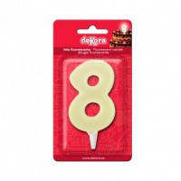 Fat Daddio's Pastry Baking Ring Oval 7 x 4,5 x 3,5cm