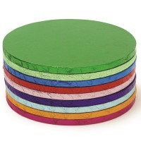 PME Candles Striped Blue -24st-