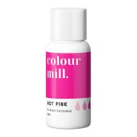 Colour Mill Chocolade Kleurstof Hot Pink -20ml-