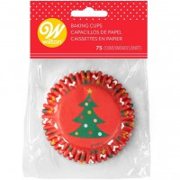 FunCakes Marsepein Kerst Assorti Jingle Bells Set -5st-