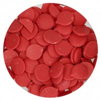 FunCakes Deco Melts Rood -250gr-