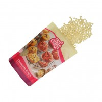 FunCakes Chocolade Drops Wit -350gr-