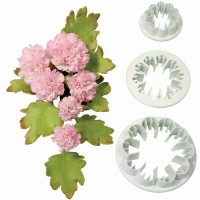 PME Carnation Cutter Set -3st-