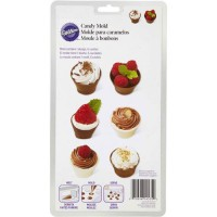 Wilton Chocolate & Candy Mold Cordial Cups