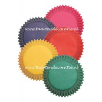 PME Mini Baking Cups Carnival -100st-