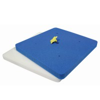PME Mexican & Flower Foam Pad -2st-