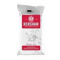 Renshaw Flower & Modelling Paste Wit -250gr-
