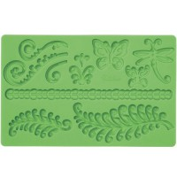Wilton Fern Fondant & Gum Paste Mold