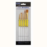 PME Craft Brush Set (set van 5)