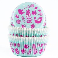 House of Marie Baking Cups Teaparty -50st-
