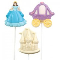 Wilton Chocolate & Candy LolliMold Fairy Tale