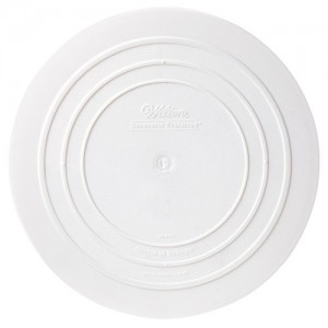 Wilton Smooth Edge Plate 30cm