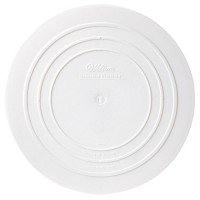 Wilton Smooth Edge Plate 25cm