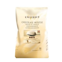 Callebaut Chocolade Mousse Wit (800gr)