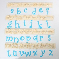FMM Tappits Alphabet Funky Set Lower Case
