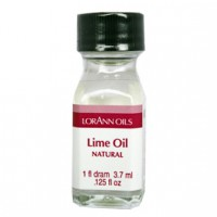 LorAnn Super Strength Flavor Lime (3.7 ml)