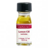 LorAnn Super Strength Flavor Natural Lemon (3.7ml)