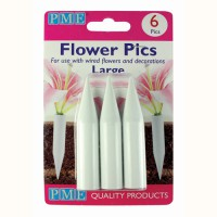 PME Flower Pic Large -6st-
