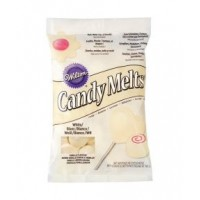 Wilton Candy Melts White -340gr-