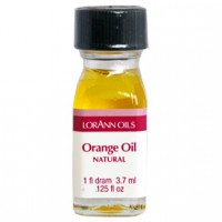 LorAnn Super Strength Flavor Natural Orange (3.7 ml)