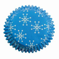 PME Baking Cups Snowflakes 60st