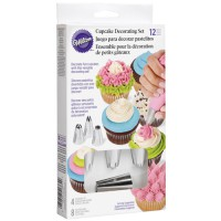 Wilton Cupcake Decorating Set (set van 12)