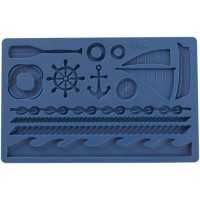 Wilton Fondant & Gum Paste Mold Nautical