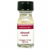 LorAnn Super Strength Flavor Almond (3.7ml)