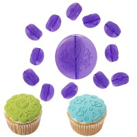 Wilton Cupcake Decorating Set Hearts -14st-