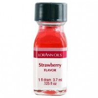 LorAnn Super Strength Flavor Strawberry (3.7 ml)