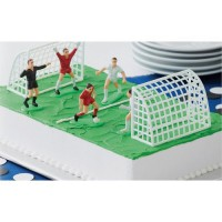 Wilton Cake Decorating Football-Soccer Set -7st-