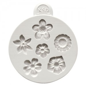 Katy Sue Mould Flowers