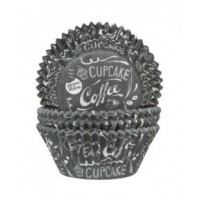 House of Marie Baking Cups Coffee Tea Cupcake -50st-