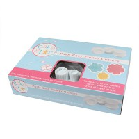 Cake Star Push Easy Cutters - Flowers