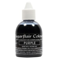 Sugarflair Airbrush Colouring Purple -60ml-