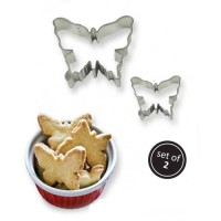 PME Cookie Cutter Butterfly Set -2st-