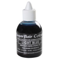 Sugarflair Airbrush Colouring Light Blue (60ml)