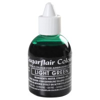 Sugarflair Airbrush Colouring Light Green (60ml)