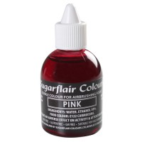 Sugarflair Airbrush Colouring Pink (60ml)