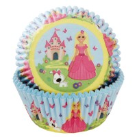 House of Marie Baking Cups Prinses (50st)
