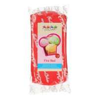 FunCakes Rolfondant Rood Fire Red -1kg-