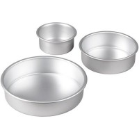 Wilton Round Pan Set -3st-