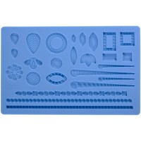Wilton Fondant & Gum Paste Mold Jewelry