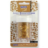 PME Glitter Flakes Gold -7gr-