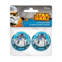 Stor Mini Baking Cups Star Wars -60st-