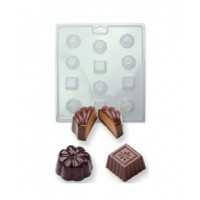 PME Chocolate & Candy Mold Classic Chocolates