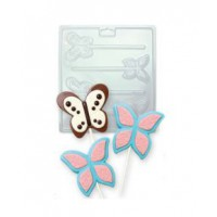 PME Chocolate & Candy Mold Butterflies