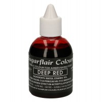 Sugarflair Airbrush Colouring Deep Red -60ml-