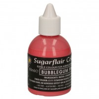Sugarflair Airbrush Colouring Bubblegum Pink -60ml-