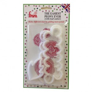 FMM Cutter The Easiest Peony Ever Set -3st-